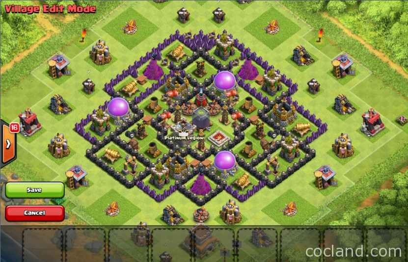 th 8 the spy house dedicated to learning teaching clash of clans